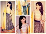 Amrita Rao Impeccable Silver Style
