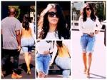 Kim Kardashian Provacative Backless Style