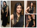 Back To Back Shruti Haasan Gets Traditional