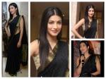 Back To Back Shruti Haasan Gets Traditional