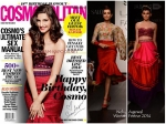 Sonam Kapoor Spices Up October Cosmopolitan