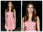 Looking Pretty In Pink Esha Gupta