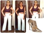 Ileana Dcruz Opts For Deme To Show Midriff