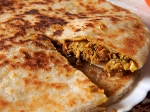 Easy Capsicum And Cheese Paratha Recipe