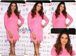 Bipasha Basu Blushes In Pink Lace