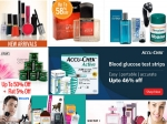 Clearance Sale: Top 5 Offers On Health & Beauty Products