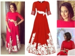Sonakshi Sinha Looks Stylish In Ridhi Mehra