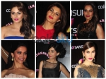 Fifteen Celebs Sparkle On The Stardust Awards 2014 Red Carpet