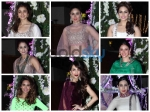 Sixteen Sizzling Divas At Manish Malhotra Niece Sangeet Ceremony