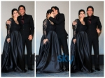 Kajol Looks Impeccable In Hema Kaul Gown