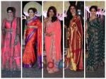Alluring Angels At Manish Malhotra Niece Wedding Reception