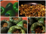 Paneer Stuffed Capsicum Recipe