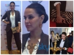 Neha Dhupia Gets Suited Up In Hermes Birkin