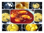 Spicy Dhaba Style Egg Curry Recipe
