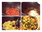 Quick Easy Paneer Capsicum Bhurji Recipe