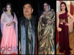Celebrities Sparkle At Kush Sinha's Wedding Reception