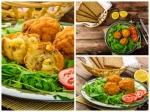 Creamy Macaroni And Corn Cheese Balls Recipe