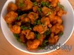 Crispy Veg Starter Chilli Gobi Dry Fry Recipe