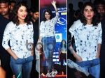 Anushka Sharma Peppy Look At Movie Promotions
