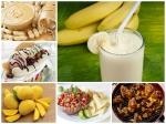 Best Healthy Snacks For Men Example Omelet Banana 064156