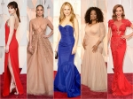 Oscars 2015 Sixteen Best Dressed Celebrities Red Carpet