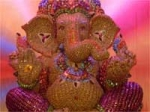 100 Million Rupee Ganesha Idol In Mumbai!