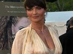 Helena Christensen Happy To Strip Off