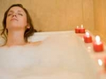 Bath Oil Relaxes Body And Mind