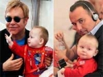 Elton John Spends $70,000 on Son's Nursery