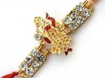 Bejewelled Rakhis For The Festival Of Rakshabandhan