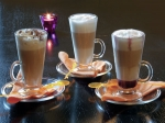 Tropical Iceberg: Cold Coffee With Ice Cream