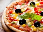Vegetarian Hero Pizza Recipe