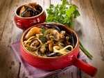 Mushroom Chilli Noodles: A Quick Treat