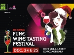 Pune Wine Tasting Festival To Kick Off!