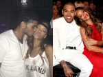 Rihanna n Chris Brown Fight On Twitter