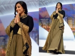 Vidya Balan At Cannes Closing Ceremony