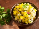 Sweet & Spicy Mango Salsa Recipe!