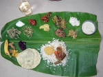 How To Serve The Onam Sadya