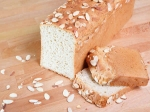 Soaked Almond Honey Bread Recipe