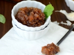 Pear And Raisin Chutney Recipe