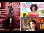 Bollywood Beauties On November Cover Magazines