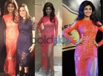 BPFW: Shilpa Shetty Walks For Pankaj n Nidhi