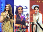 Bollywood Celebs Look Magnificent At Asiavision Awards