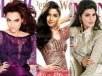 Bollywood Beauties On December Cover Magazines
