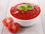Tomato Juice Skin Benefits