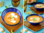 Red Lentil Soup With Coconut Milk
