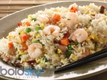 Shrimps Fried Rice Recipe