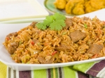 Sweet Kashmiri Mutton Biryani Recipe