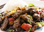 Chilli Beef Fry Recipe For Dinner