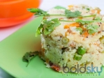 Wheat/ Godhuma Rava Upma Recipe